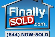 Get Your House Finally SOLD Today! / How to sell your house fast and still net about the same amount of money as if you used a real estate agent instead.