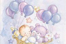 Desenhos para Bebês