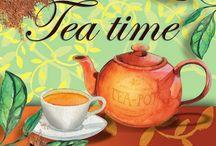 чай, кофе/ tea and coffee