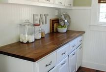 The Kitchen / by Kim Gunter