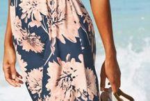 robes longues d'été