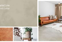 2017 Colour Awards / We showcase the most popular colours of our floor and wall products for 2017. We'll also show you how you can incorporate various styles in your space by using Cemcrete products as a unique alternative.