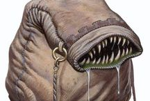 Существа | Монстры