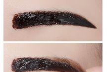 brow tint