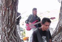 Ángel Callejero Primer Videoclip Oficial / Durante la grabación del videoclip oficial del grupo de Rock ängel Callejero. / by Orienteplus Multimedios