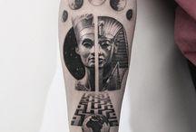 Cass tattoos