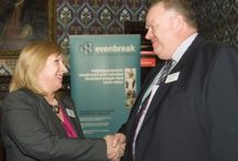 Evenbreak / Evenbreak is a specialist job board which helps inclusive employers attract disabled applicants
