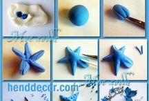 Crafts: Polymer Clay / by Patricia Dalton
