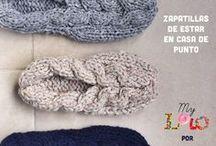 pantofole lana