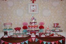 Birthday party ideas / by Amanda Sticht