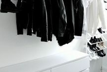 Walket closet