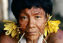 South America Indians Native American / by Elray Allen