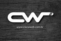Portfolio - Logomarcas / Cascaweb - Logos made by me