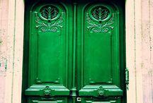 Doors / Porte e portoni