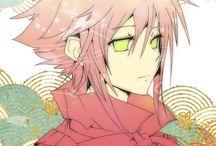Anime boyz/girlz aka nezařazené