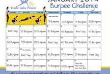 Work Out Challenges