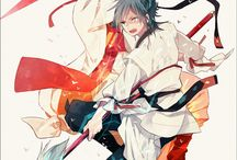 Magi  / Picture from the epic anime series, Magi.