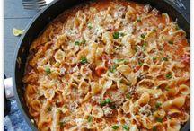 Recettes pasta