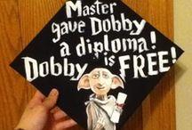 Graduation Cap Ideas / by Courtney McPherson