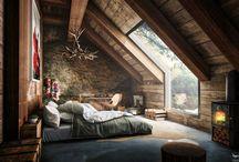 penthouse attic