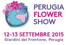 Perugia Flower Show - Winter Edition 2015 / www.perugiaflowershow.com