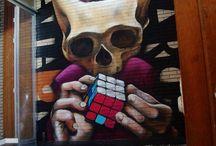 World of Urban Art : MATA ONE