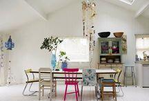La maison en couleurs / Kolor w domu