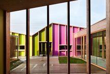 eğitim binaları