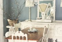My shabby chic style