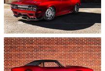 Carros / Carros, principalmente muscle cars