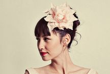 Modern Wedding // Veils + Headpieces / by Kate Myhre // Modernly Wed