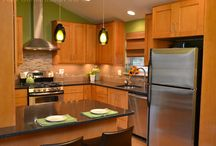 New River Cabinetry / by RJK Construction, Inc