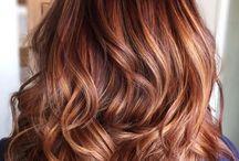 haarkleur/kapsels
