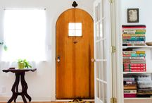 Inviting Entryways - Apartment Therapy / by Apartment Therapy