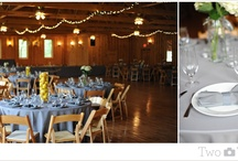 Grey and Yellow Wedding / All photos by Two Times Photography http://twotimesphotography.com/