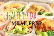 Comidas Faceis P 1 semana - Easy Foods short time 1 week