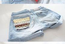 Customised/DIY Fashion