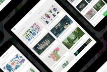 2017 - Web Design Inspiration