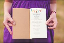 Wedding Programs .