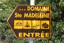 Kamperen in Zuid Frankrijk / video's