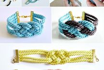 DIY Accessories / Here's a board for awesome ideas on DIY accessories, homemade bracelets and earrings, DIY necklaces and friendship bracelets. Easy to apply tutorials make this easy for you. We know you'll love this. Share your love with comments pls.