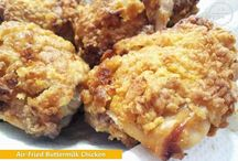 recipes air fried/oven baked