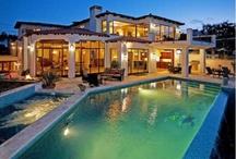 Talot / Huvilat / Houses