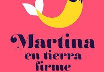 Martina En Tierra Firme de Elísabet Benavent