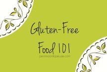 Gluten free / by Megan Gleason Kambic