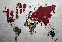Geography 101 / by Valya