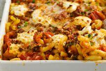 Recipes: Main dishes / by Jasmin Pape