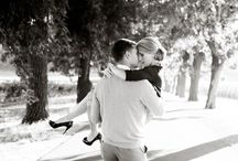 Napa Engagement Sessions