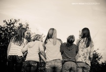 Photography Inspirations - Friends