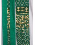 Green Clergy Stoles / Clergy stole designs for Ordinary Time, Epiphany or Pentecost